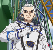Byakuya Ishigami Anime