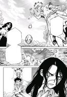 Senku offers to save Mirai