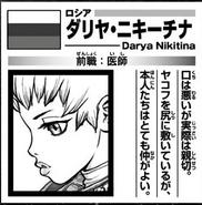 Darya Astronaut Bio