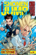 Dr Stone Cover WSJ 1
