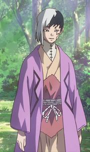Gen Asagiri Anime