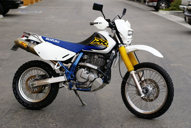 Suzuki DR650 Wiki | FANDOM powered by Wikia