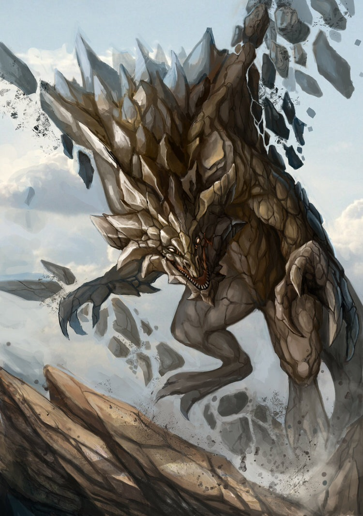 Steindrachen | Drachen aller Art Wiki | FANDOM powered by Wikia