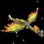 Humpelnder Grunzer Kampfdrache