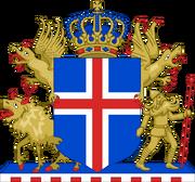 Wappen Island 1919 1944