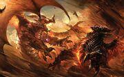 Warcraft Alexstrasza Todesschwinge