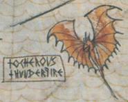 HTTYD Hicks Karte Tocherous Thunderfire