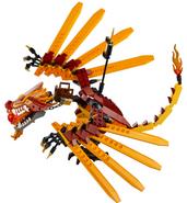 Ninjago Feuerdrache