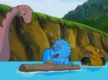 Extreme Dinosaurs - Die Monster von Loch Ness (Loch Ness Mess)