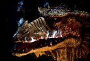 Vermithrax Kopf Drachentöter