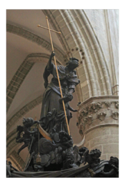 Maria St Michael Kathedrale Brüssel