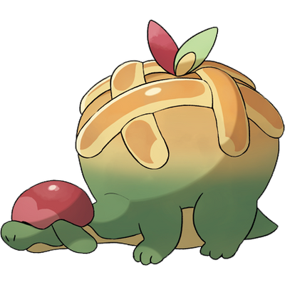 Schlapfel Pokémon