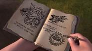 Brüllender Tod Buch der Drachen