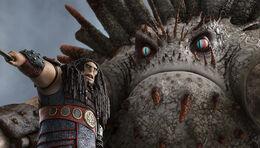 Drago mit Überwildem