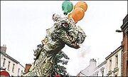 Somerset Wells Dinder Dragon