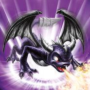 Dark Spyro Skylanders