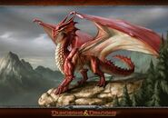 Red Dragon D&D