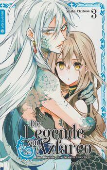 Die Legende von Azfareo bd.3 altraverse cover