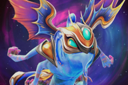 Puck DotA Essence of the Trickster