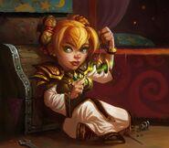 Warcraft Chromie TCG