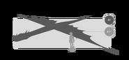 Flügelschlange Größe