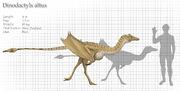 Dinodactylus by hyrotrioskjan