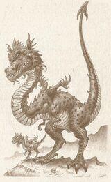 Draconosaurus rex