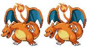Pokémon Glurak Beta