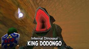King Dodongo Ingame