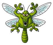 Dragonfry Dragonfly Dragon Quest