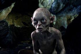 Gollum aus dem Film