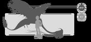 Glutkessel Größe