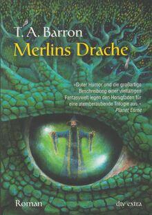 Merlins Drache Cover