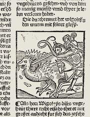 Wigalois Prosa 1493