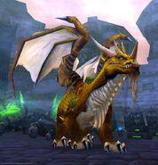 Chromie World of Warcraft Drache