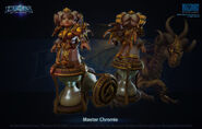 Master Chromie Heroes of the Storm