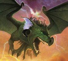 Merlins Dragon Ultimate Magic Basilgarrad