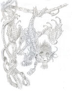 Draco simius ovilator