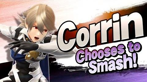 Super Smash Bros. - Corrin Reveal Trailer