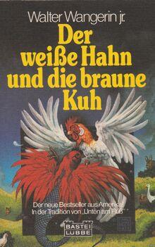 Der weiße Hahn und die braune Kuh bastei lübbe cover