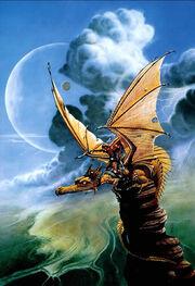 Sentinel Drachen von Pern