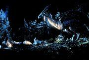 Draco Dragonheart Konzept Animatronic