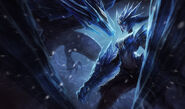 Eisdrachen-Shyvana League of Legends