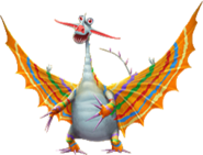 Wechselflügler Farbflügel