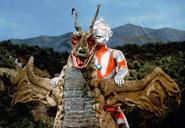 Dodongo & Ultraman