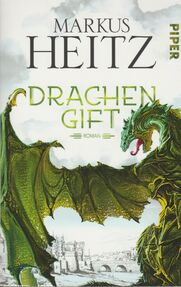 Drachengift Markus Heitz