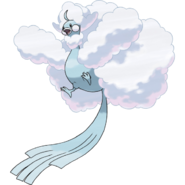 Mega Altaria Artwork