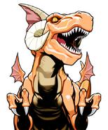 Capcom Fighting Evolution Hauzer