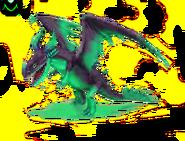 Funkelrüsche Immergrün