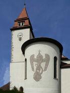 Dorfpfarrkirche St. Briccius Wurmlingen Michael